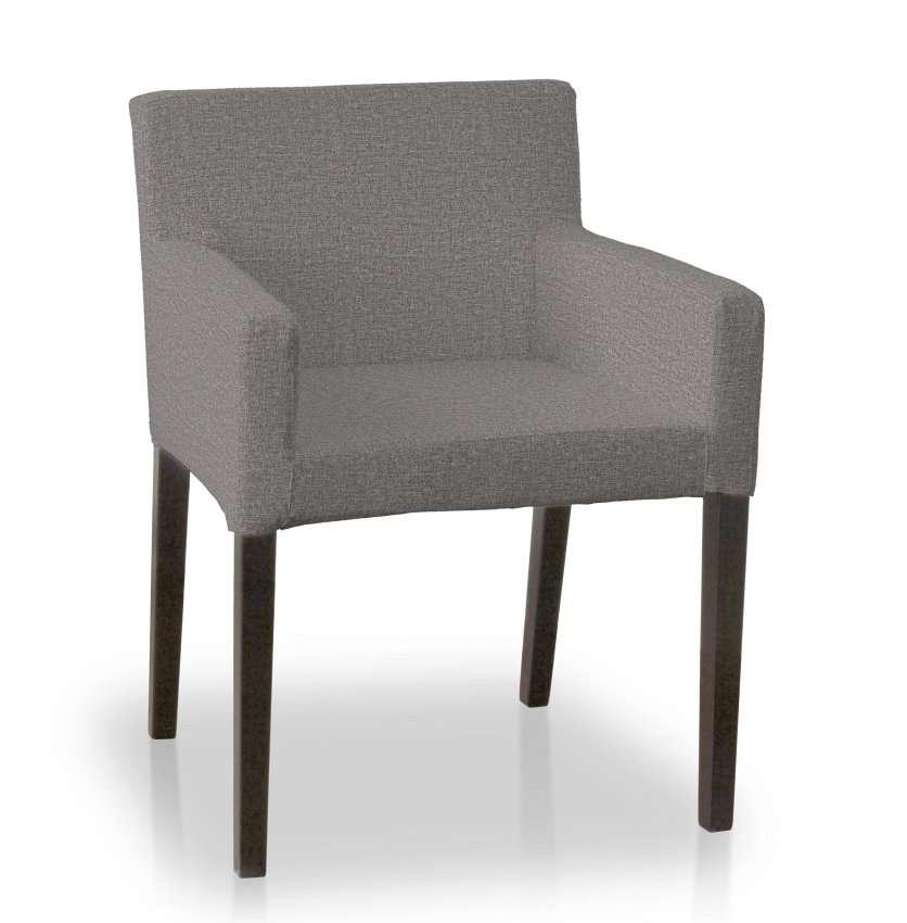 Sukienka na krzesło Nils krzesło Nils w kolekcji Edinburgh, tkanina: 115-81