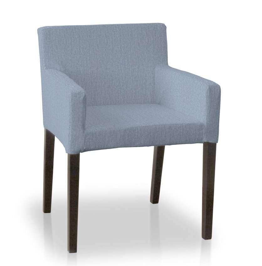 Sukienka na krzesło Nils krzesło Nils w kolekcji Chenille, tkanina: 702-13