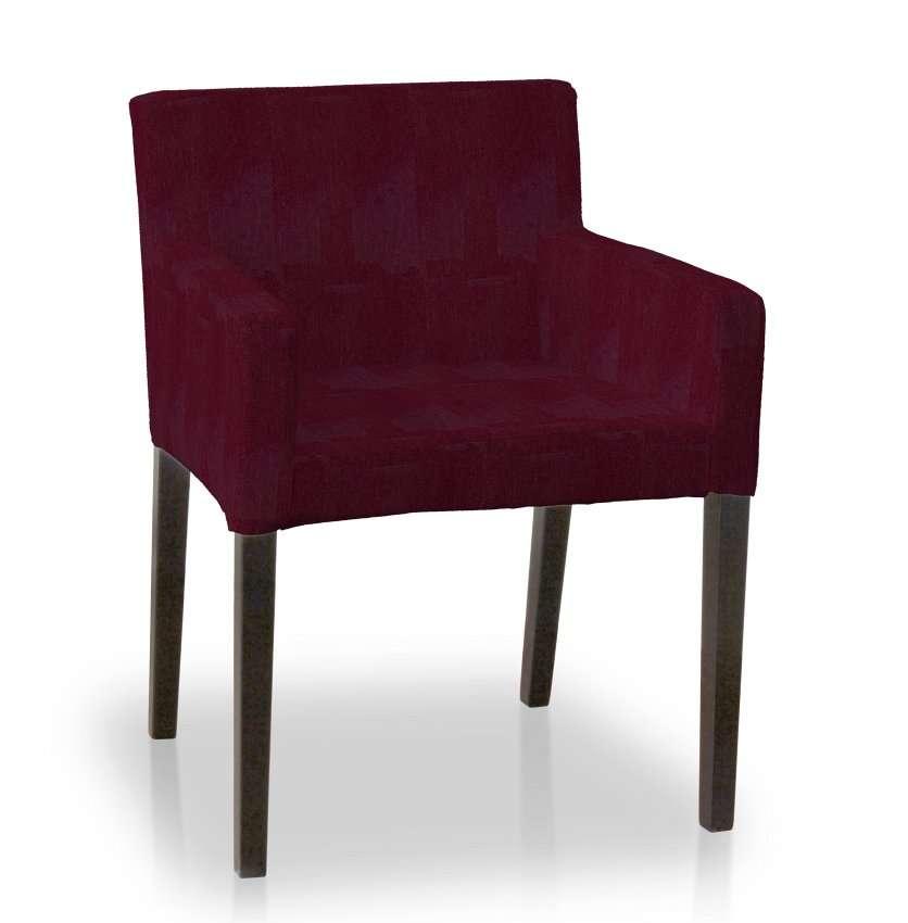 Sukienka na krzesło Nils krzesło Nils w kolekcji Chenille, tkanina: 702-19