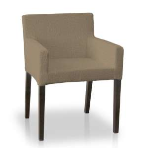Sukienka na krzesło Nils krzesło Nils w kolekcji Chenille, tkanina: 702-21