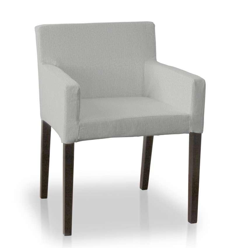 Sukienka na krzesło Nils krzesło Nils w kolekcji Chenille, tkanina: 702-23