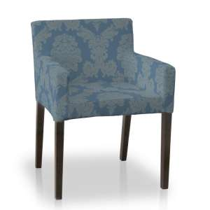 Sukienka na krzesło Nils krzesło Nils w kolekcji Damasco, tkanina: 613-67