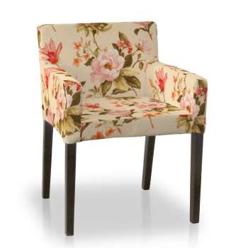 Sukienka na krzesło Nils krzesło Nils w kolekcji Londres, tkanina: 123-05