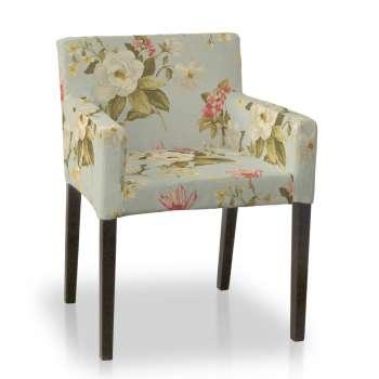 Sukienka na krzesło Nils krzesło Nils w kolekcji Londres, tkanina: 123-65