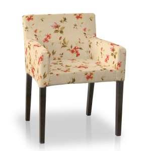 Sukienka na krzesło Nils krzesło Nils w kolekcji Londres, tkanina: 124-05