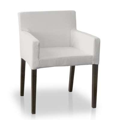 Návlek na stoličku s opierkami Nils V kolekcii Etna, tkanina: 705-01