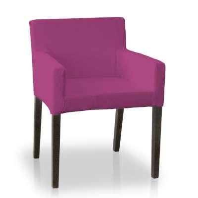 Návlek na stoličku s opierkami Nils V kolekcii Etna, tkanina: 705-23