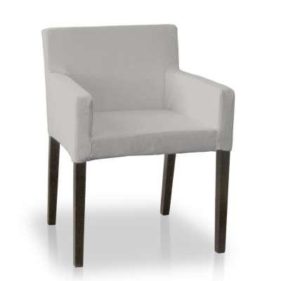 Návlek na stoličku s opierkami Nils V kolekcii Etna, tkanina: 705-90