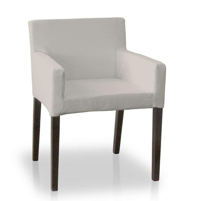 Sukienka na krzesło Nils krzesło Nils w kolekcji Cotton Panama, tkanina: 702-31