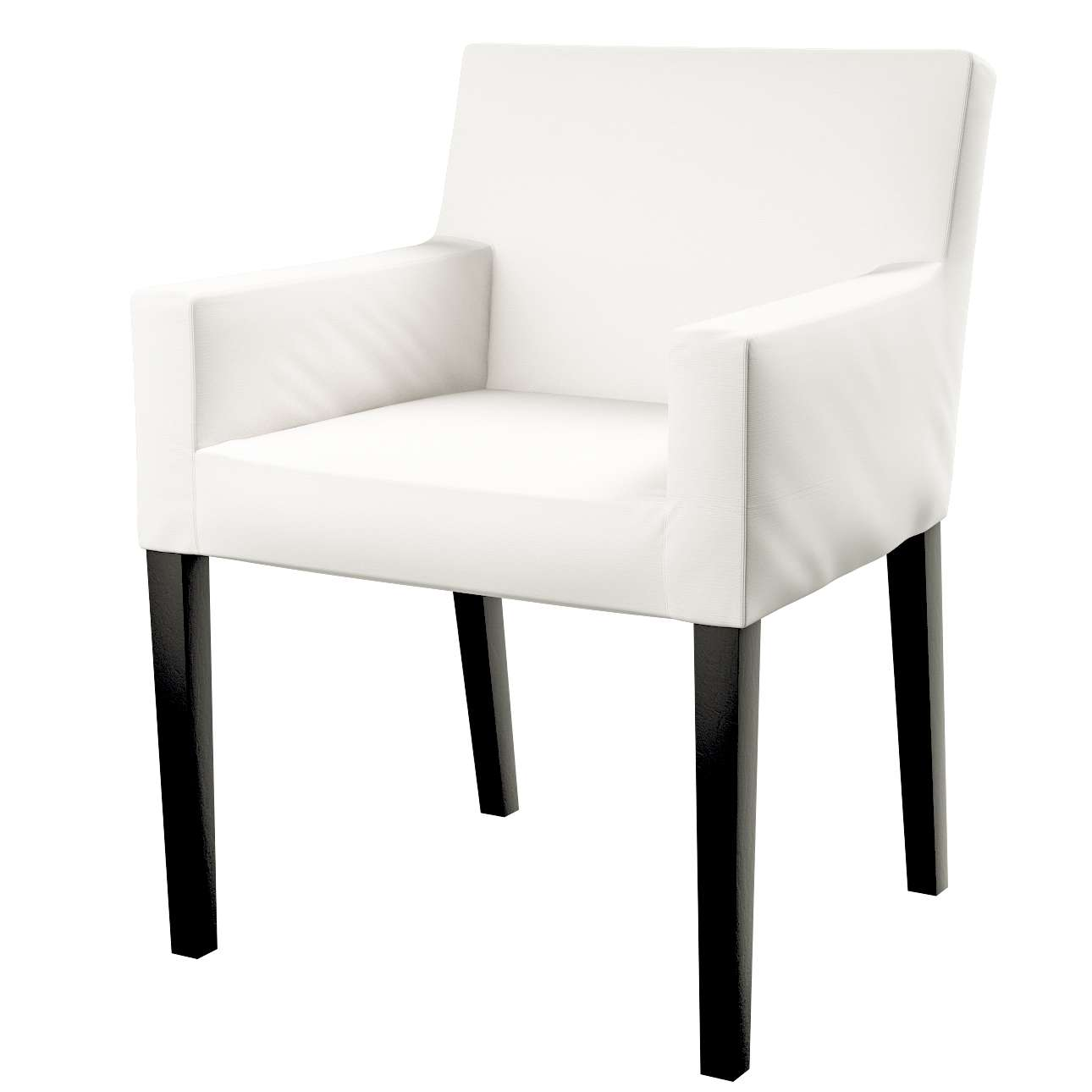 Sukienka na krzesło Nils krzesło Nils w kolekcji Cotton Panama, tkanina: 702-34