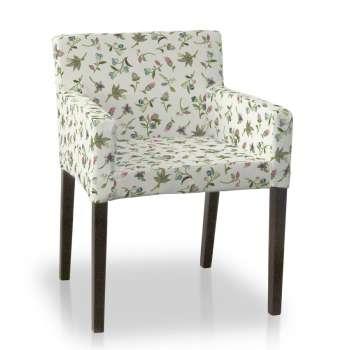 Sukienka na krzesło Nils krzesło Nils w kolekcji Londres, tkanina: 122-02