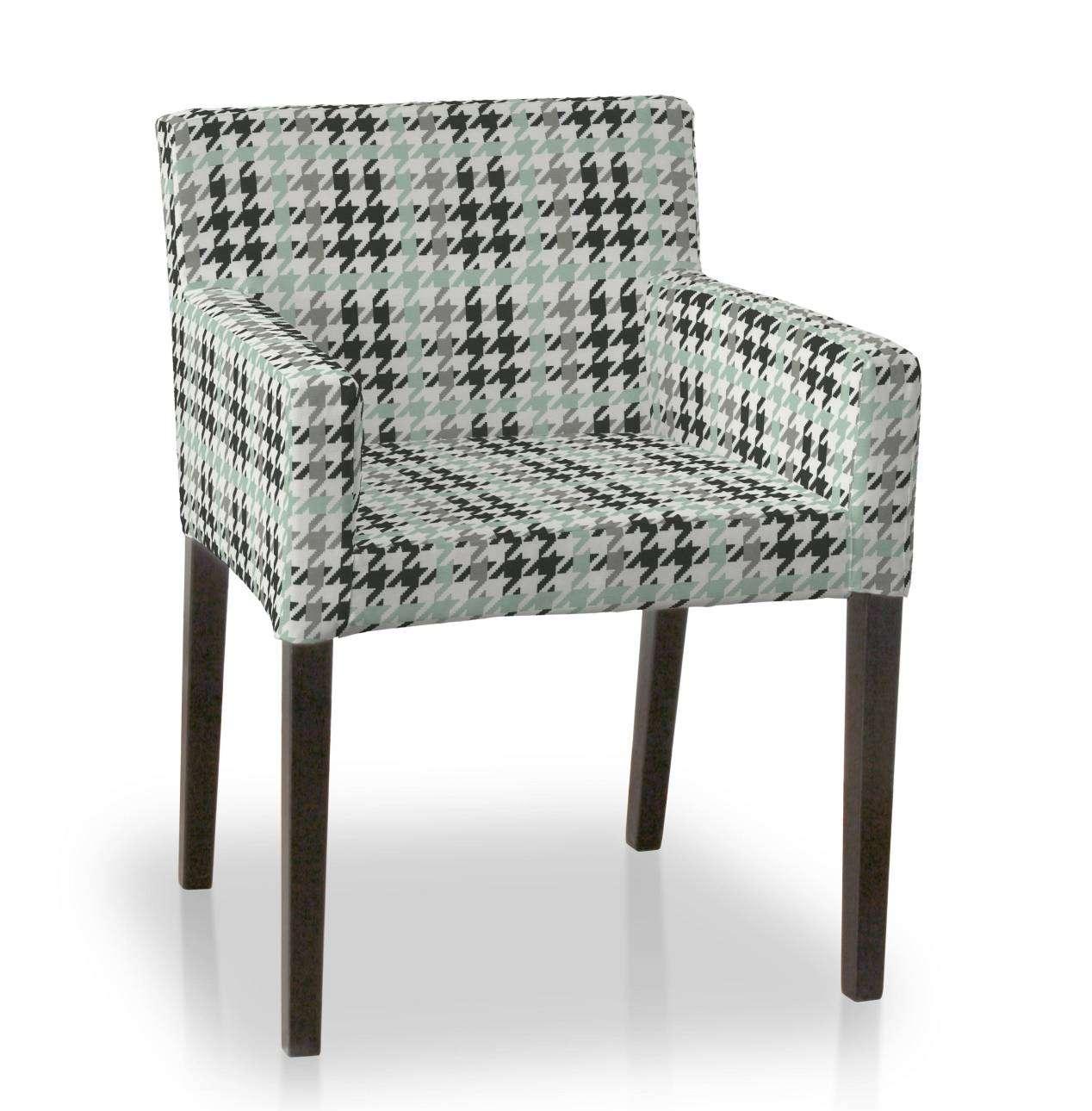 Sukienka na krzesło Nils krzesło Nils w kolekcji Brooklyn, tkanina: 137-77