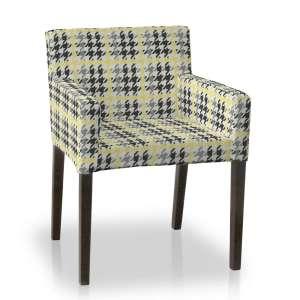 Nils kėdės užvalkalas Nils kėdė kolekcijoje Brooklyn, audinys: 137-79