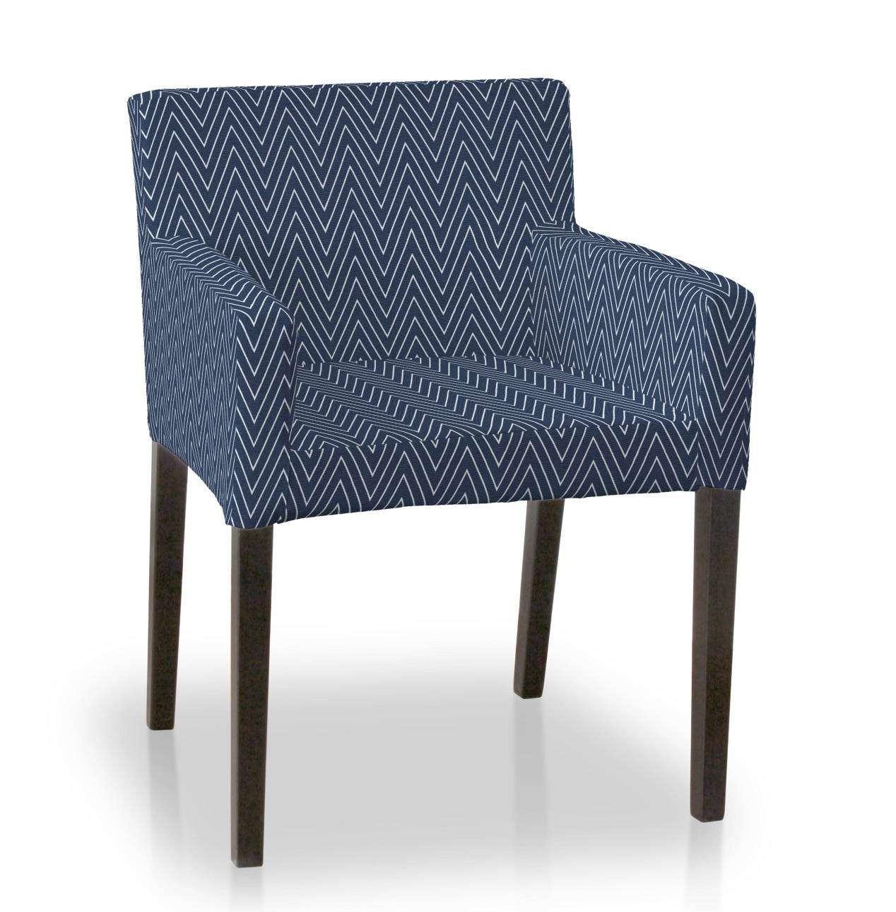 Nils kėdės užvalkalas Nils kėdė kolekcijoje Brooklyn, audinys: 137-88