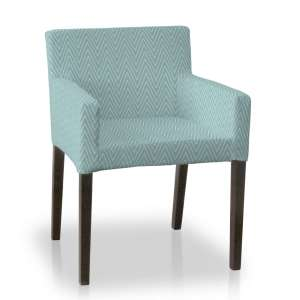 Sukienka na krzesło Nils krzesło Nils w kolekcji Brooklyn, tkanina: 137-90