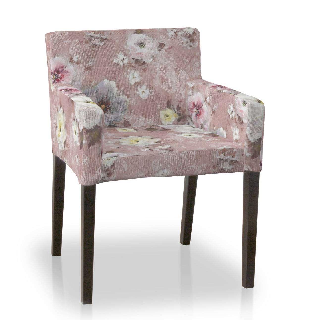 Sukienka na krzesło Nils krzesło Nils w kolekcji Monet, tkanina: 137-83