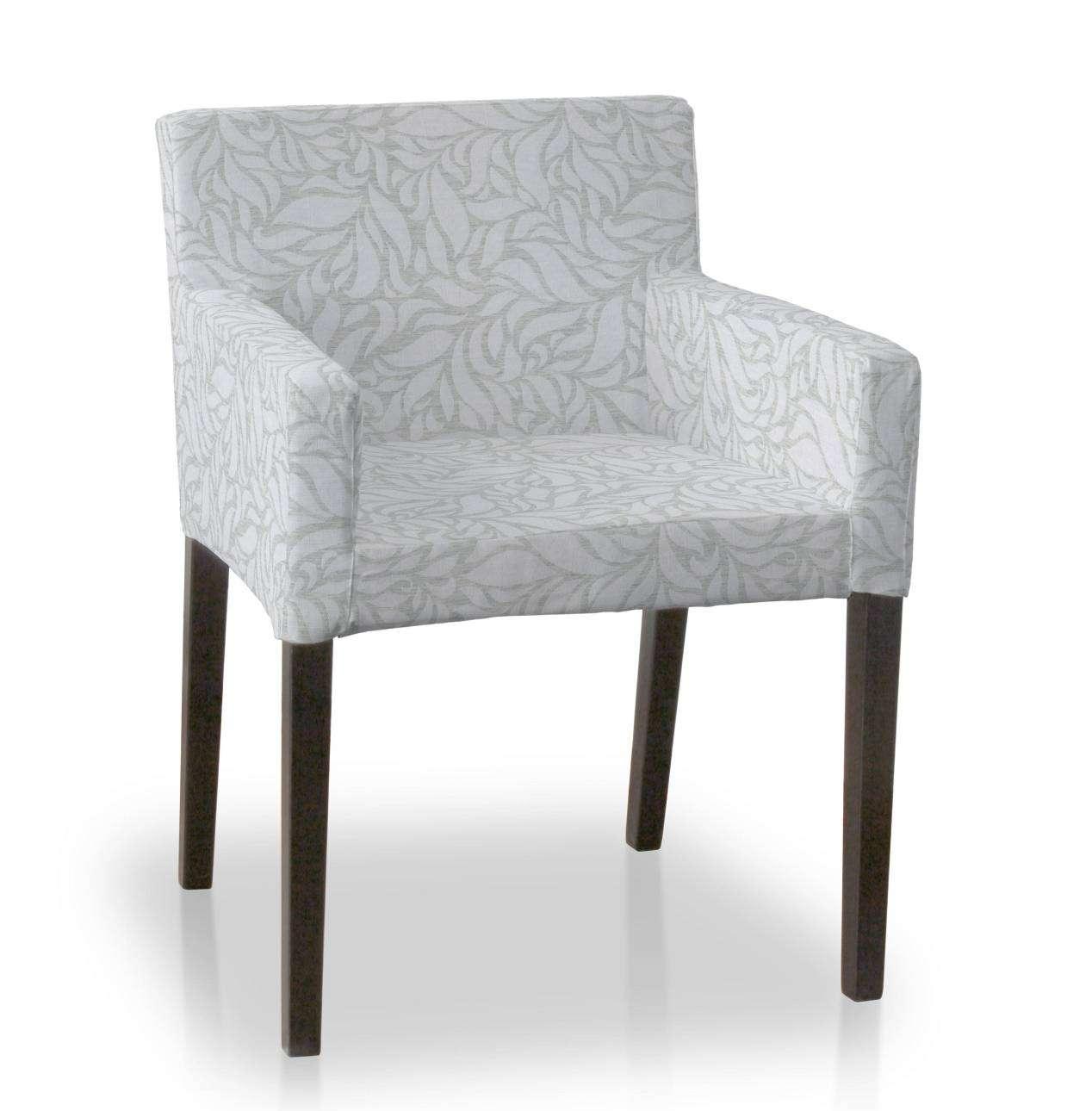 Sukienka na krzesło Nils krzesło Nils w kolekcji Venice, tkanina: 140-50