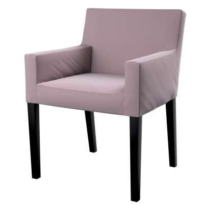 Návlek na stoličku s opierkami Nils V kolekcii Velvet, tkanina: 704-14
