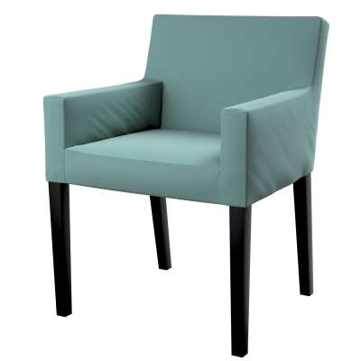 Nils chair cover 704-18 dusty mint green Collection Velvet