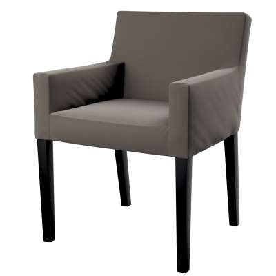 Nils chair cover 704-19 grey/beige Collection Velvet