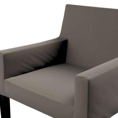 Návlek na stoličku s opierkami Nils V kolekcii Velvet, tkanina: 704-19