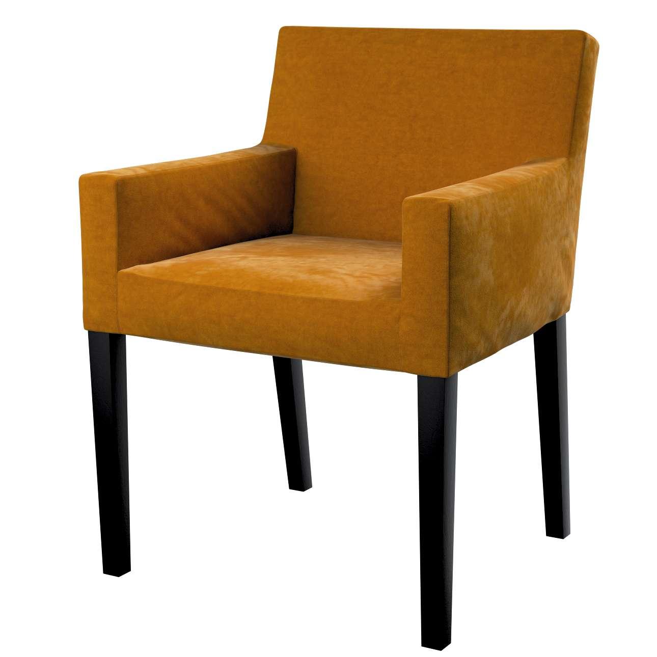 Sukienka na krzesło Nils w kolekcji Velvet, tkanina: 704-23