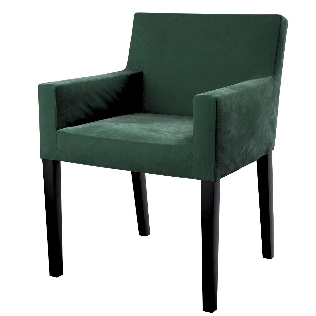 Sukienka na krzesło Nils w kolekcji Velvet, tkanina: 704-25