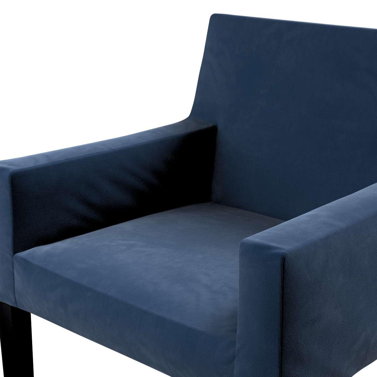 Sukienka na krzesło Nils w kolekcji Velvet, tkanina: 704-29