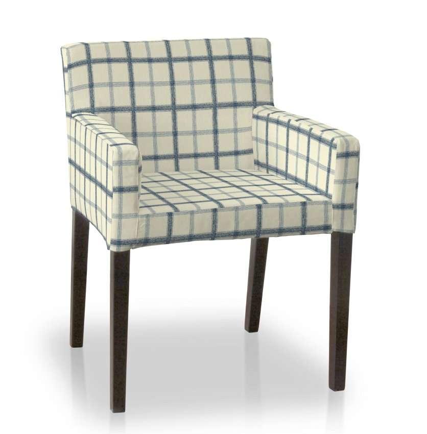 Sukienka na krzesło Nils krzesło Nils w kolekcji Avinon, tkanina: 131-66