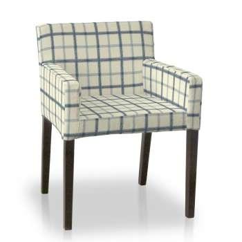 Sukienka na krzesło Nils w kolekcji Avinon, tkanina: 131-66