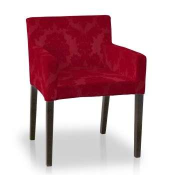 Sukienka na krzesło Nils krzesło Nils w kolekcji Damasco, tkanina: 613-13