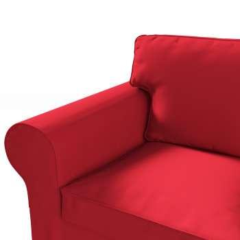 Pokrowiec na sofę Ektorp 3-osobową, rozkładaną NOWY MODEL 2013 Ektorp 3-os rozkładany nowy model 2013 w kolekcji Cotton Panama, tkanina: 702-04