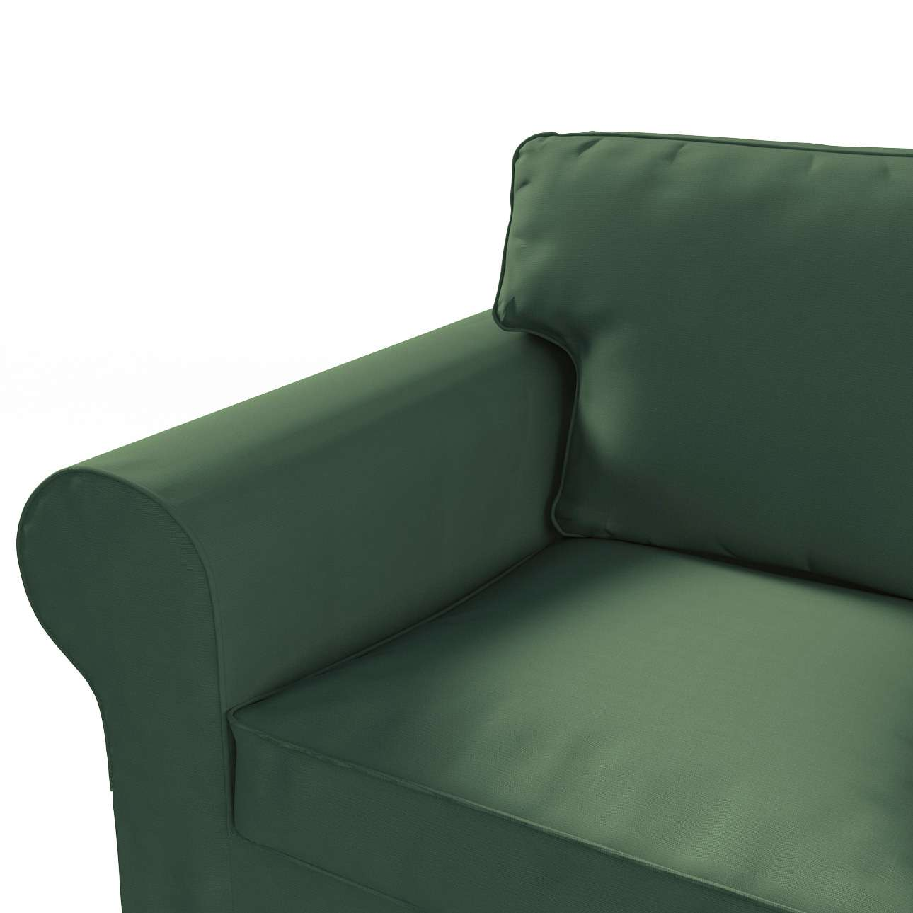 Potah na pohovku IKEA Ektorp 3-místná rozkládací, NOVÝ MODEL 2013 Ektorp 3-os rozkládací, nový model od 2013 v kolekci Cotton Panama, látka: 702-06