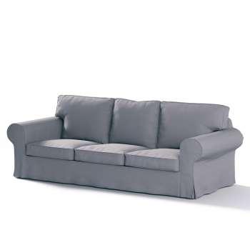 Ektorp 3-Sitzer Schlafsofabezug neues Modell (2013) von der Kollektion Cotton Panama, Stoff: 702-07