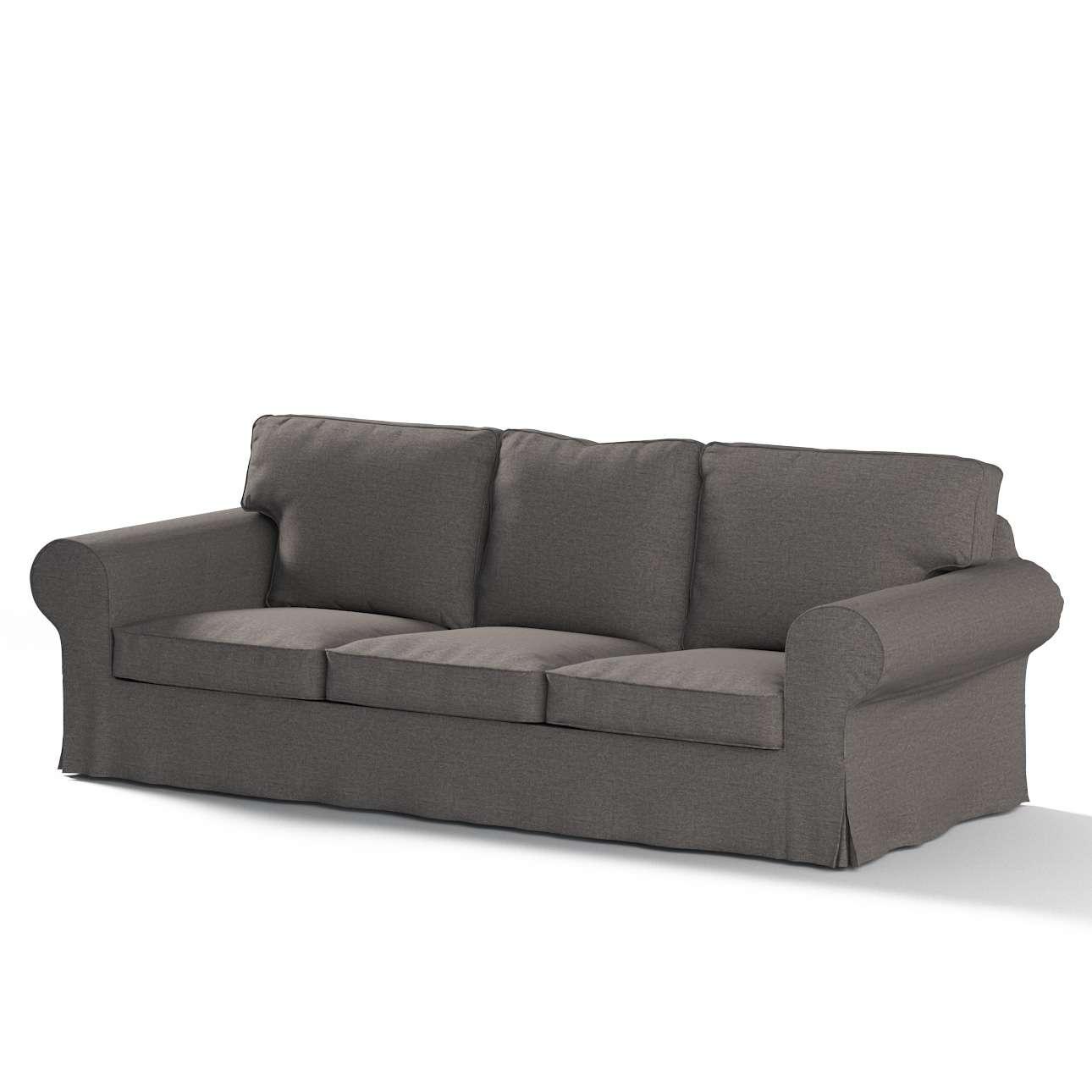 Pokrowiec na sofę Ektorp 3-osobową, rozkładaną w kolekcji Edinburgh, tkanina: 115-77