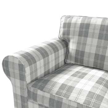 Pokrowiec na sofę Ektorp 3-osobową, rozkładaną NOWY MODEL 2013 w kolekcji Edinburgh, tkanina: 115-79