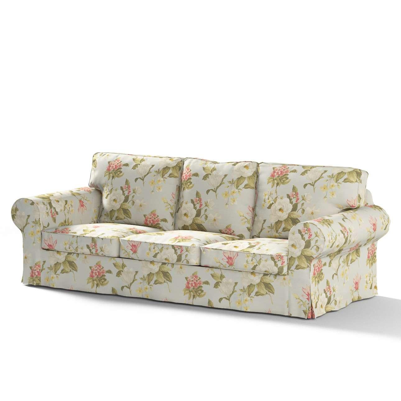 Potah na pohovku IKEA Ektorp 3-místná rozkládací, NOVÝ MODEL 2013 Ektorp 3-os rozkládací, nový model od 2013 v kolekci Londres, látka: 123-65