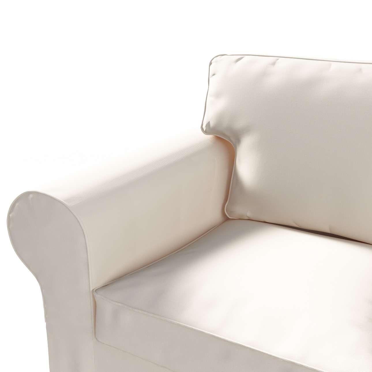 Pokrowiec na sofę Ektorp 3-osobową, rozkładaną NOWY MODEL 2013 Ektorp 3-os rozkładany nowy model 2013 w kolekcji Etna , tkanina: 705-01
