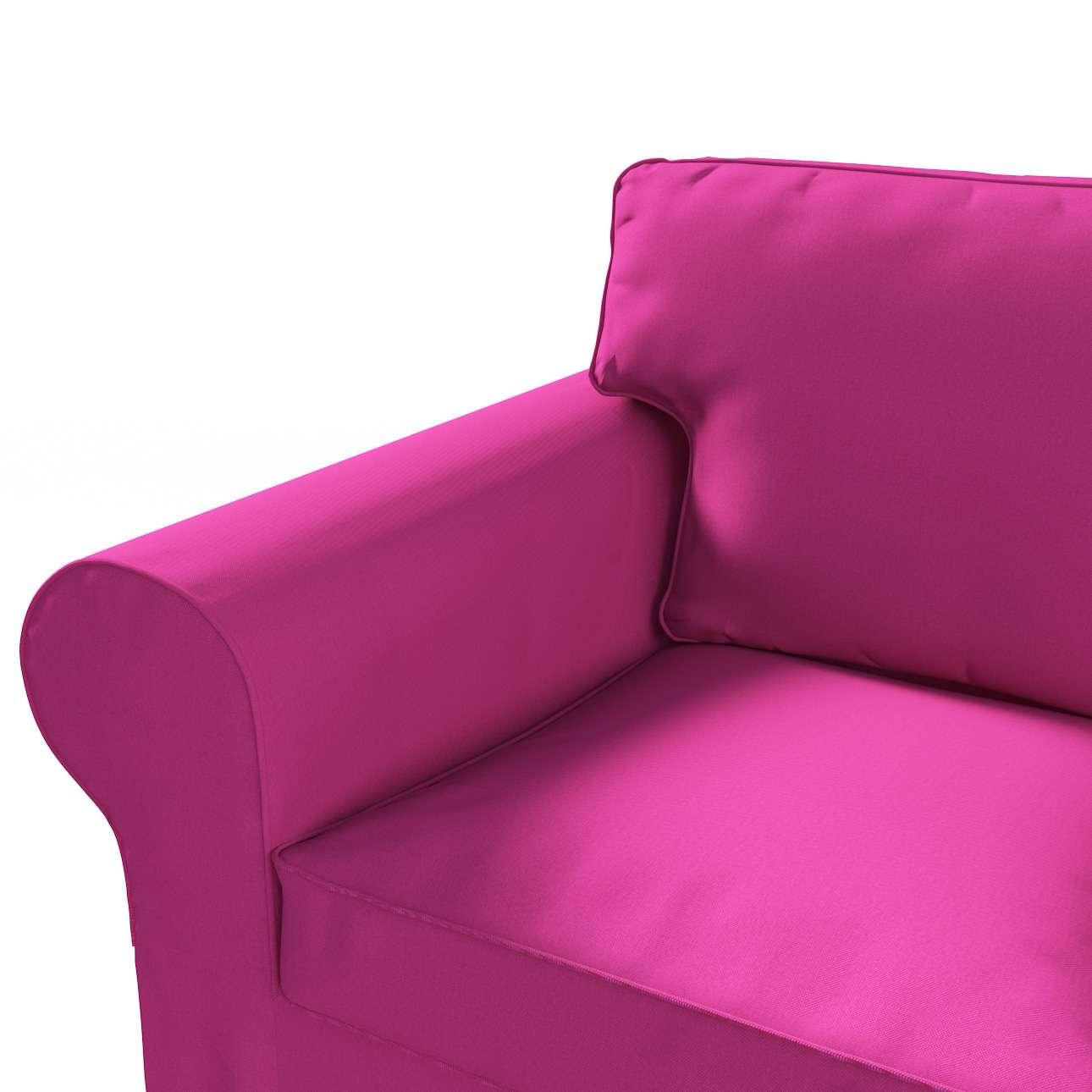 Pokrowiec na sofę Ektorp 3-osobową, rozkładaną w kolekcji Etna, tkanina: 705-23