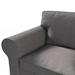 Pokrowiec na sofę Ektorp 3-osobową, rozkładaną NOWY MODEL 2013 Ektorp 3-os rozkładany nowy model 2013 w kolekcji Etna , tkanina: 705-35