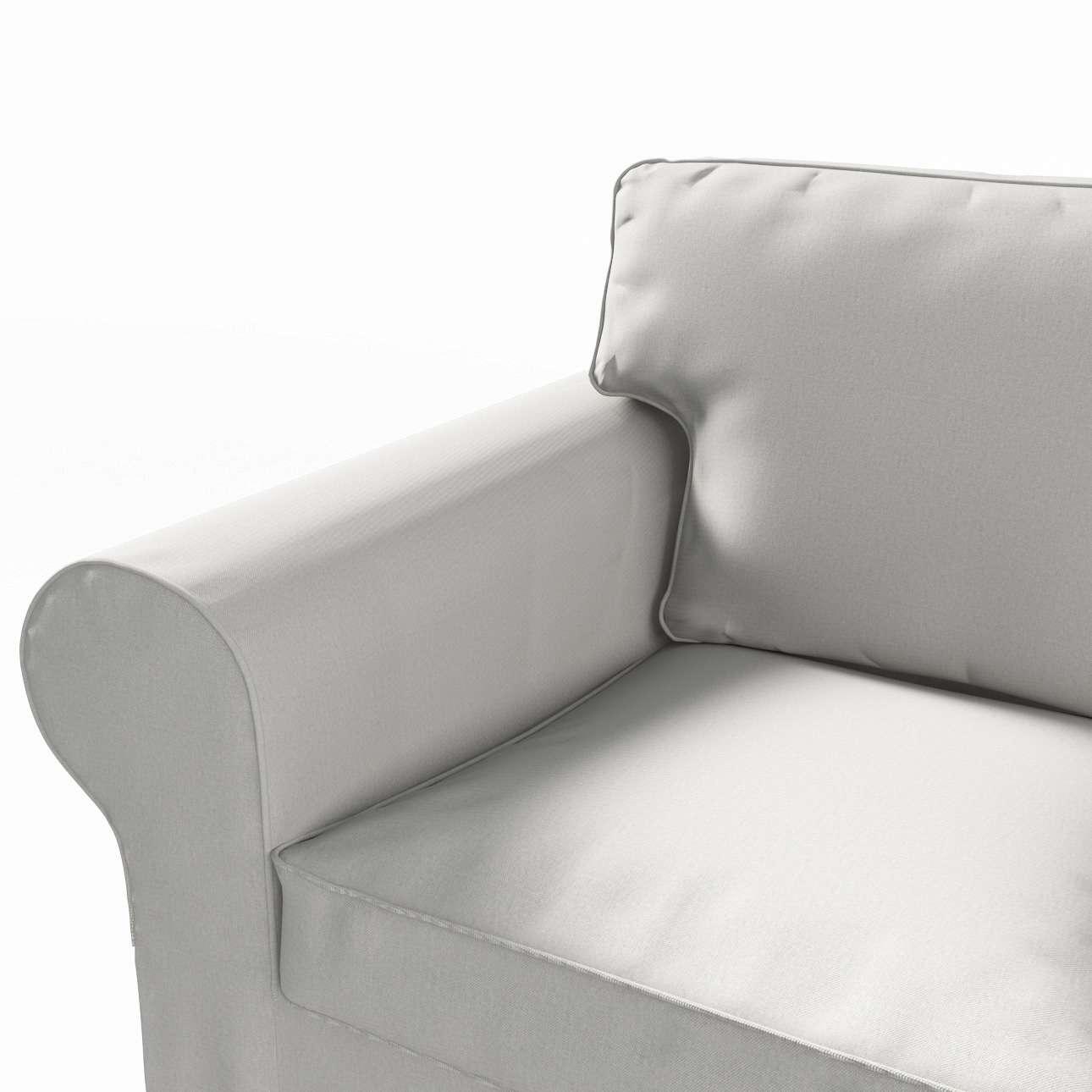 Pokrowiec na sofę Ektorp 3-osobową, rozkładaną NOWY MODEL 2013 w kolekcji Etna , tkanina: 705-90