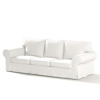 Ektorp 3 sæder sovesofa uden boks fra kollektionen Cotton Panama, Stof: 702-34