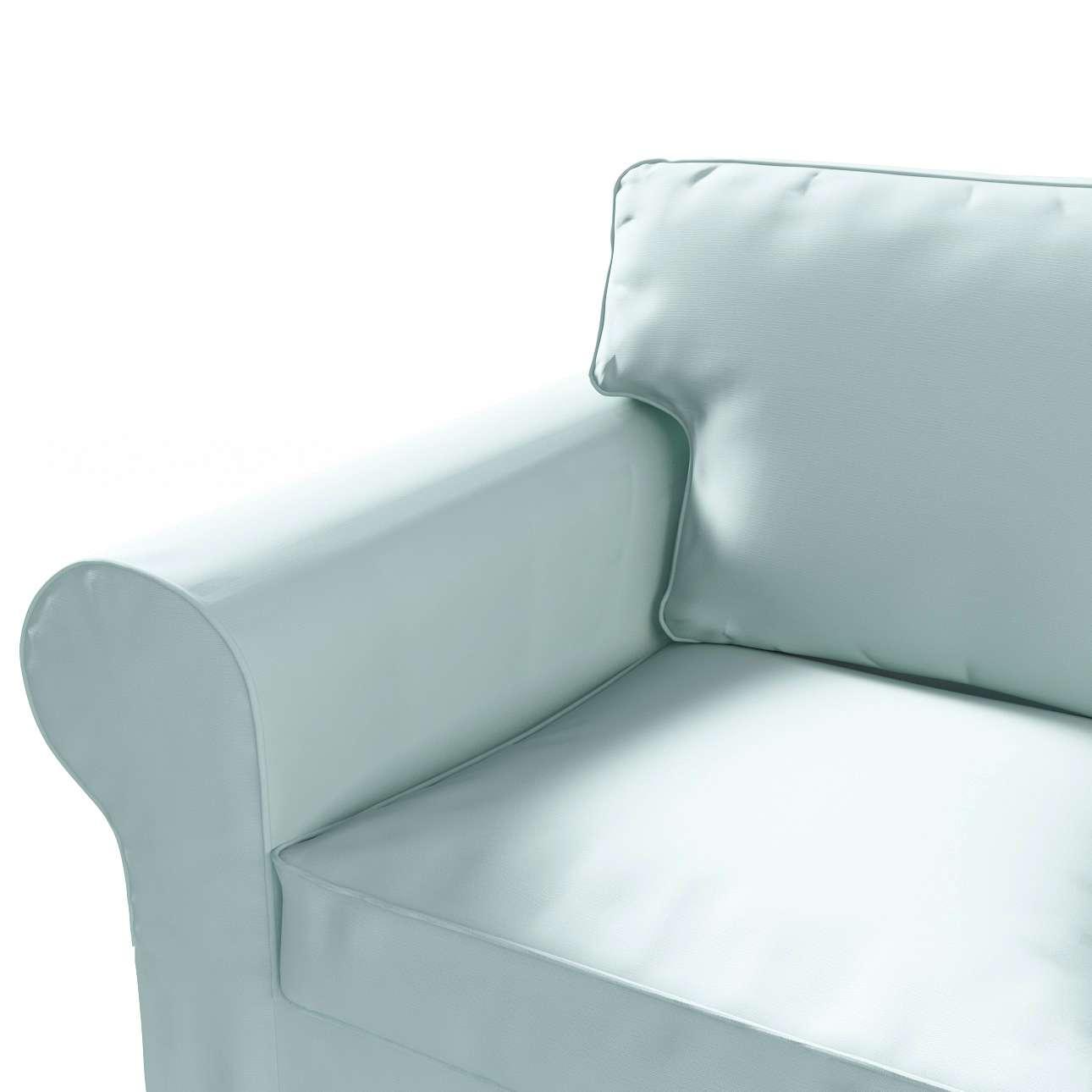 Ektorp 3-Sitzer Schlafsofabezug neues Modell (2013) von der Kollektion Cotton Panama, Stoff: 702-10