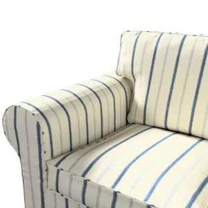 Potah na pohovku IKEA Ektorp 3-místná rozkládací, NOVÝ MODEL 2013 Ektorp 3-os rozkládací, nový model od 2013 v kolekci Avignon, látka: 129-66