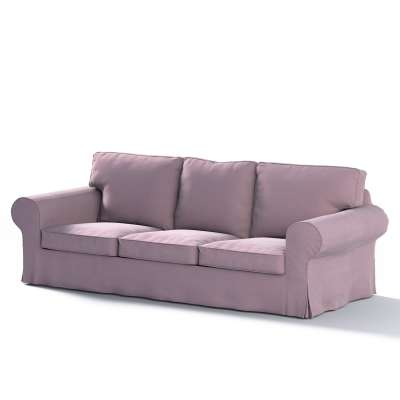 Bezug für Ektorp 3-Sitzer Schlafsofa, neues Modell (2013) von der Kollektion Velvet, Stoff: 704-14