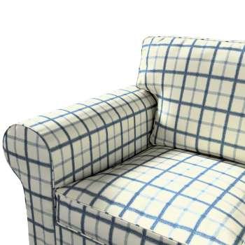 Ektorp 3-Sitzer Schlafsofabezug neues Modell (2013) von der Kollektion Avinon, Stoff: 131-66