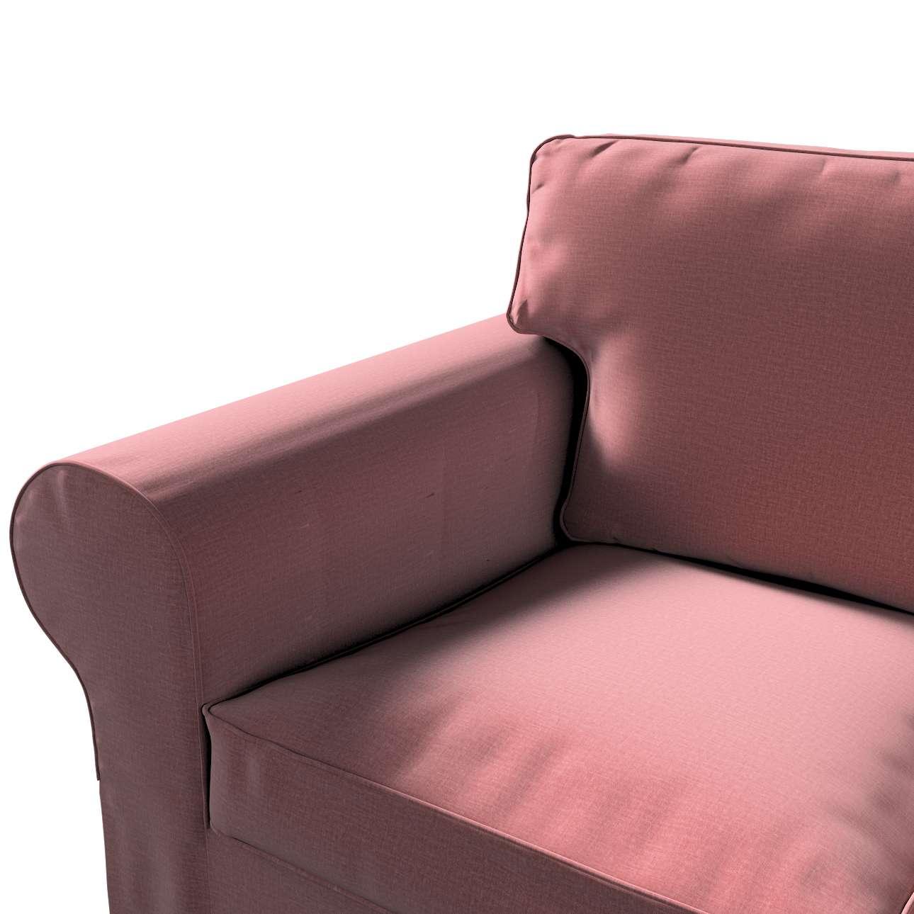 Pokrowiec na sofę Ektorp 3-osobową, rozkładaną w kolekcji Ingrid, tkanina: 705-38