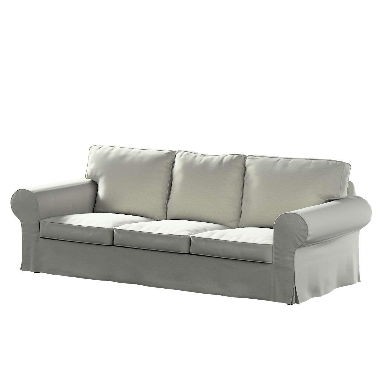 Pokrowiec na sofę Ektorp 3-osobową, rozkładaną w kolekcji Ingrid, tkanina: 705-41