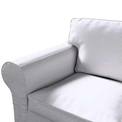 Pokrowiec na sofę Ektorp 3-osobową, rozkładaną w kolekcji Amsterdam, tkanina: 704-45