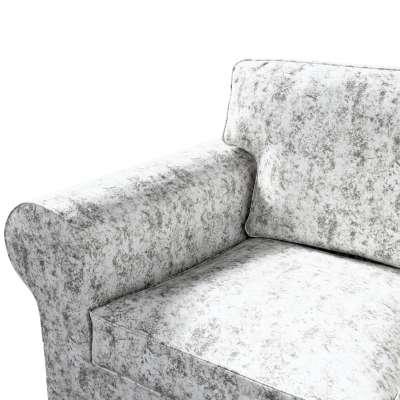 Pokrowiec na sofę Ektorp 3-osobową, rozkładaną w kolekcji Velvet, tkanina: 704-49